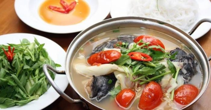 Cách nấu lẩu cá bông lau hấp dẫn chuẩn vị miền Tây