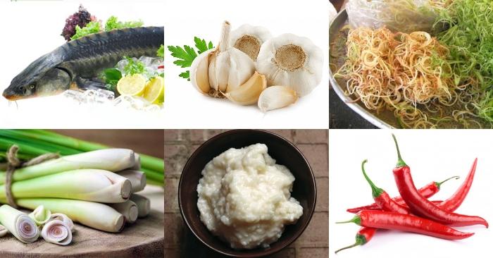 Cách nấu lẩu mẻ cá tầm chua cay;  nấu lẩu măng chua cá tầm; Lẩu cá tầm ăn kèm gì; Lẩu cá tầm ăn kèm món gì; Lẩu cá tầm những mẻ.