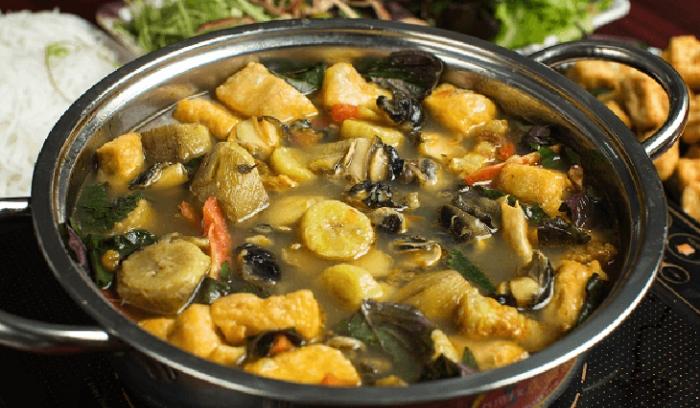 Cách nấu lẩu ốc bươu cơm mẻ chua cay; nấu lẩu ốc chua cay; Cách nấu lẩu ốc hương; Cách làm lẩu riêu ốc; Lẩu ốc thả.