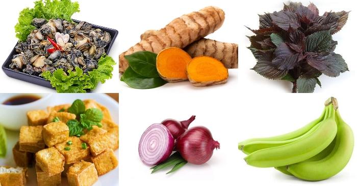 Cách nấu ốc xào chuối đậu; ốc nấu chuối đậu; Canh chuối đậu ốc; Cách nấu ốc om chuối đậu; Món ốc nấu đậu.