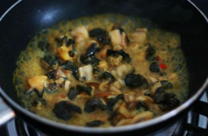 Cách nấu ốc xào chuối đậu; ốc chuối đậu không cần mẻ; Cách xào ốc chuối đậu; Món ốc nấu đậu; Cách làm ốc xào chuối đậu măng Thái Nguyên.