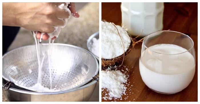 cách nấu sữa dừa; làm chè dừa dầm lá dứa; Chè dừa dầm để được bảo lâu; Cách làm chè dừa Thái Lan; Cách làm chè dừa dầm Kinh doanh.