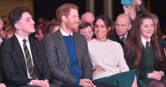 Hoàng tử Harry và Markle Meghan trong chuyến thăm Bắc Ireland vào ngày 23/3/2018 (ảnh: Wikimedia Commons).