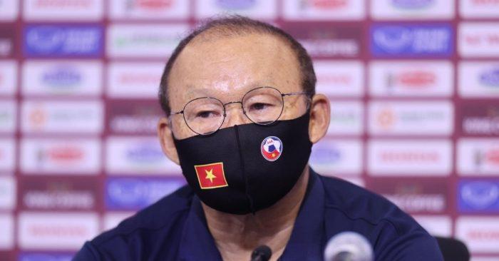 HLV Park Hang Seo: Tuyển Việt Nam sẽ thắng UAE