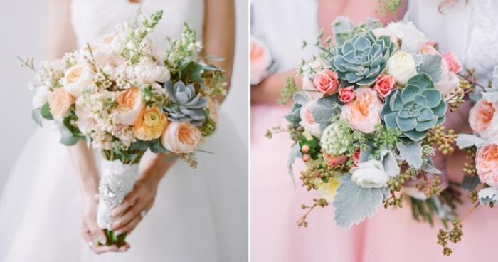 Nơi bán bó hoa cưới được làm bằng sen đá, Tây Ninh, An Giang, Vũng Tàu, Bình Dương, Bình Phước.