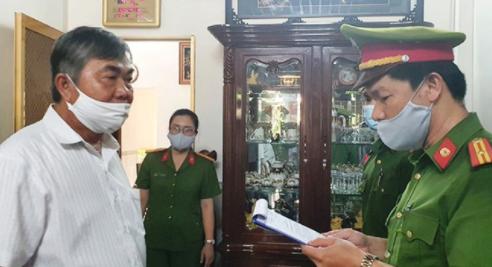 ông Nguyễn Chí Hiến – cựu Phó chủ tịch thường trực tỉnh Phú Yên bị bắt