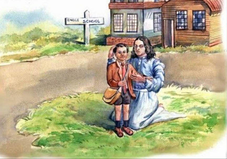 Thomas Edison và người mẹ vĩ đại