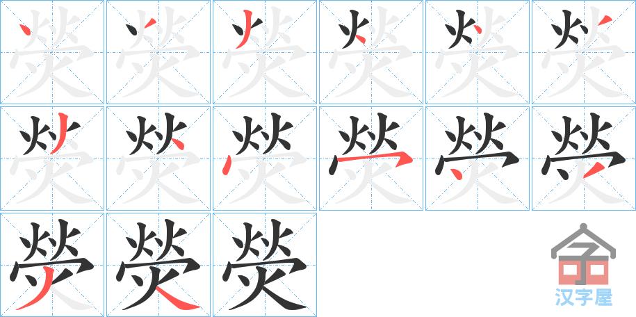 Học từ vựng tiếng Trung có trong sách Chuyển Pháp Luân - chữ huỳnh; học tiếng trung; học tiếng trung; từ vựng tiếng trung; học tiếng trung cơ bản