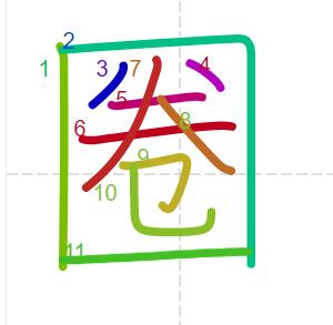 Học từ vựng tiếng Trung có trong sách Chuyển Pháp Luân - chữ khuyên; học tiếng trung; học tiếng trung; từ vựng tiếng trung; học tiếng trung cơ bản