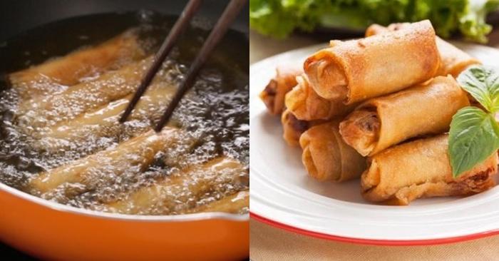 Cách làm chả giò truyền thống, san bat nau nuong, làm thức ăn, hay nhất, các món, sách, cong thuc.