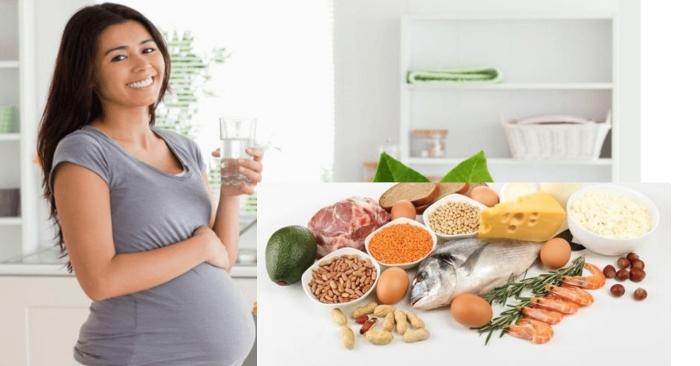 ăn gì để giảm đau đầu cho bà bầu? bà bầu đau đầu nên uống thuốc gì để an toàn cho con?