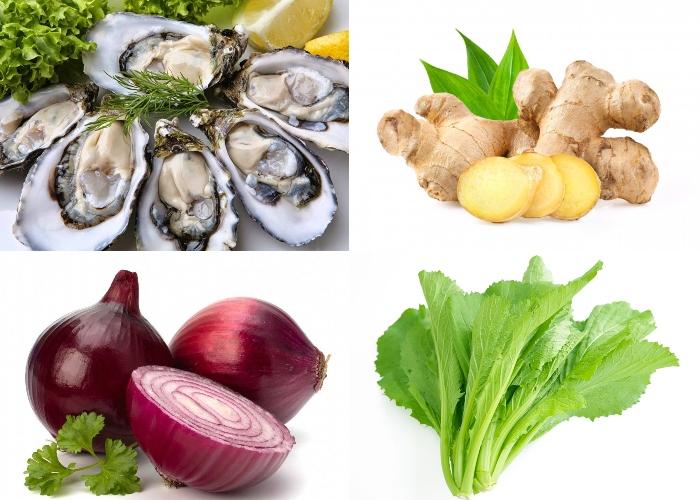 Hướng dẫn chế biến, nấu chua bổ dưỡng cho cả nhà, hẹ, ca chua, gừng, hành, bỗ dưỡng, thơm.