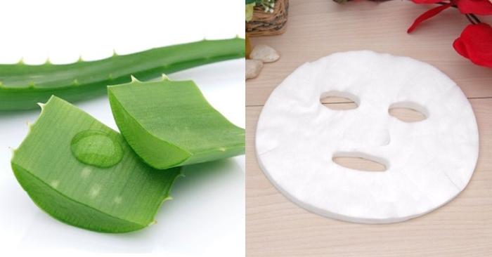 Cách lột mụn bằng mặt nạ giấy, chăm sóc, một số, trước khi, nguyên liệu, dưỡng da, bên trong.