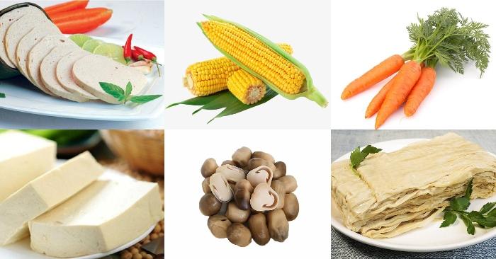 Cách nấu bánh canh chay ngon miệng cho cả nhà, công thức, mẹ làm, ngon miệng, dinh dưỡng, hấp dẫn.