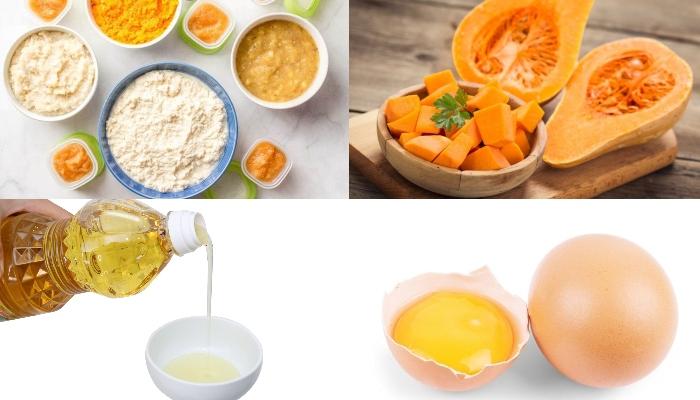 Cách làm món trứng hấp cho bé ăn dặm, huong dan nau an, ba bi nau an, công thức, đãi khách.