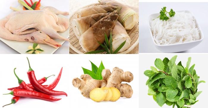 Cách nấu bún ngan ngon Hà Nội chuẩn vị thơm ngon, huong dan nau an, hay, ba bi nau an, đãi khách.