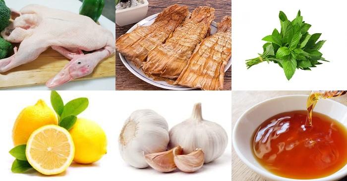 Vịt nấu măng chua, lam nau an, day nau an don gian, la miệng, ngon miệng mà dễ thực hiện tại nhà.