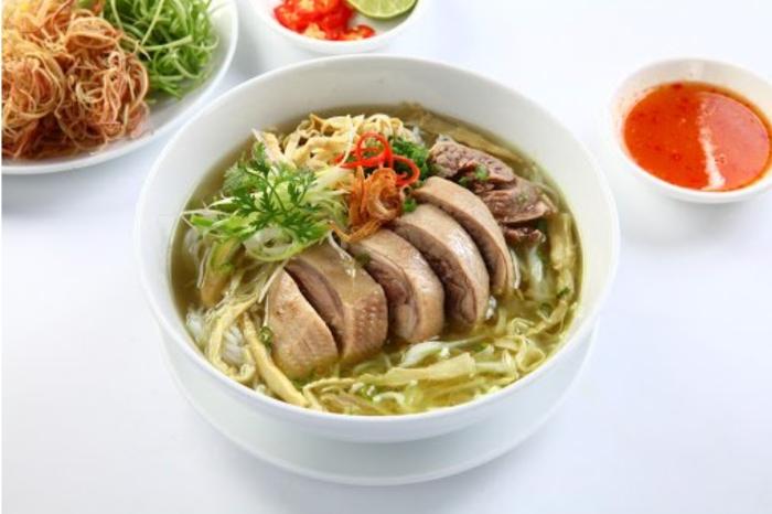 Cách nấu bún vịt măng tươi, chế biến món ăn, coi nau an, những món ngon, món an hang ngay, lễ, đám.