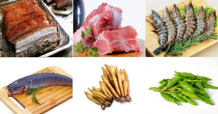 Cách nấu bún nước lèo Sóc Trăng - Trà Vinh chuẩn vị Miền Tây, ngon, đãi khách, nhất thế giới, bổ.