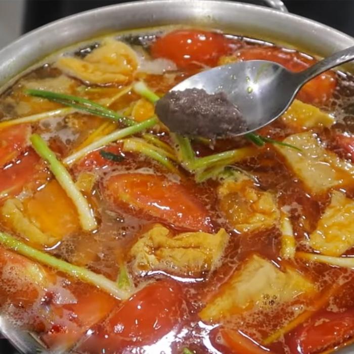 cách nấu bún riêu thịt bằm, san bat nau nuong, sách, tu nau an, day nau an viet nam, day, công thức.
