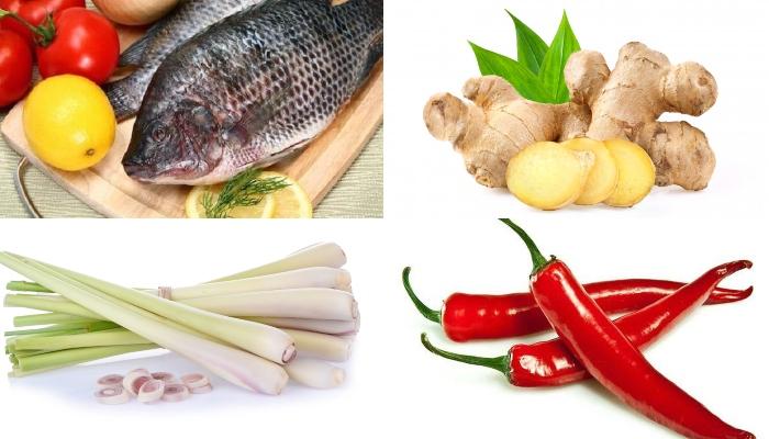 Cách nấu cá rô phi ngon miệng, 3 bước dễ thực hiện, do an ngon, mẹo nấu ăn ngon, nau an, hay.