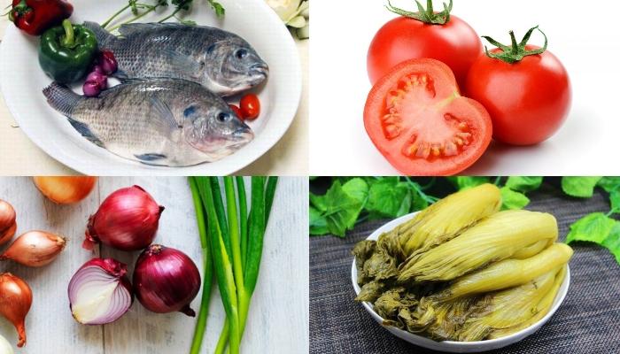 Cá rô sốt me, ba bi nau an, hướng dẫn cách làm, chế biến món ăn, coi nau an, những món ngon