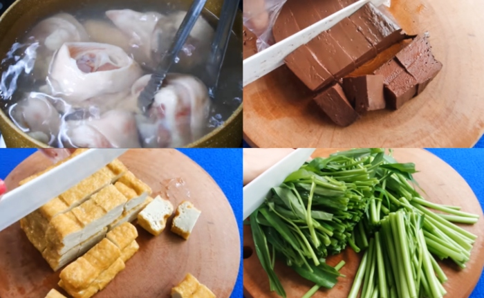 huong dan, ngon; món chay cho; hoàn chỉnh; phương pháp; nấu cho gia đình; bí quyết;