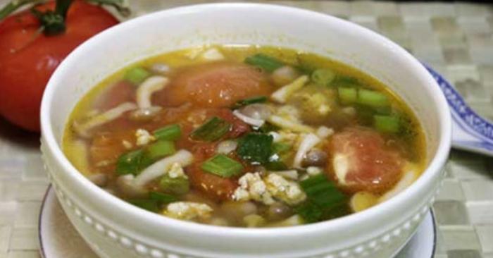 Cách nấu canh chua thịt viên; mon an hang ngay; đơn giản; day nau an nhung mon don gian; cach lam.