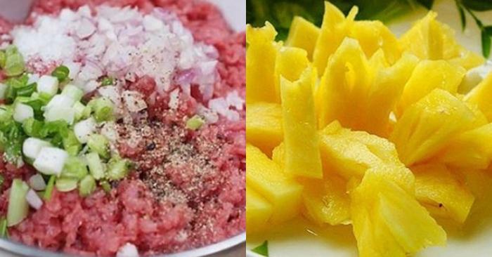 Cách nấu canh chua thịt bò; coi nau an; những món ngon; nhung mon an com hang ngay; ăn sáng; ngon.
