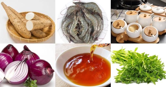 Cách nấu canh củ từ ngon miệng, ẩm thực, cách làm món, cac mon de lam, do an, mẹo nấu ăn ngon.