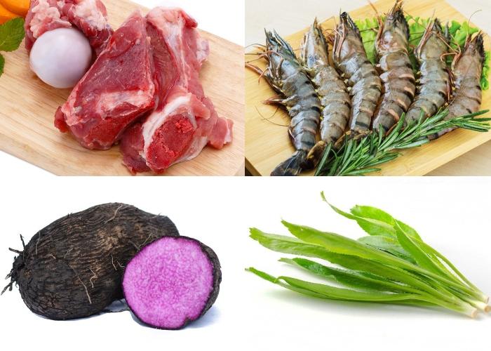 Cách nấu canh khoai mỡ ngon, hấp dẫn cho gia đình, bổ dưỡng tốt cho sức khỏe, ngon nhất, các món.