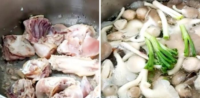 Làm nấm chay; trứng; gà; thịt bò; cải chua; sườn; ăn với gì; bao nhiêu calo; bắp; chua; ngon đậm;