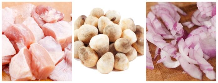 Cách nấu canh nấm thập cẩm; với thịt; chua cay; đậu hũ; ngon; tôm; xương hầm; cà chua; đậm đà;
