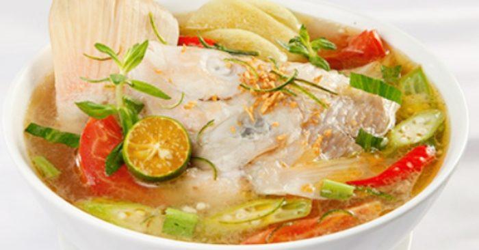 Nguyên liệu canh ngót cá thu; đơn giản tại nhà; đậm đà hương vị; bớt chua; sơ chế; hấp dẫn;