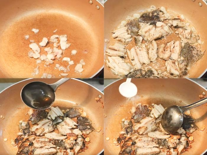 Canh cá rô đồng; miền Trung; dễ nấu; đậm đà khó cưỡng; đơn giản tại nhà; đổi vị; ẩm thực; dạy;