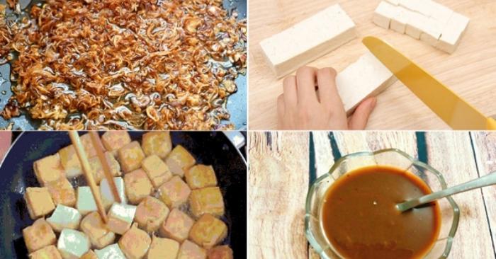 Cách nấu bún riêu cua đồng; thuc don mon an ngon moi ngay; cam nang nau an; nau an o nha hang.