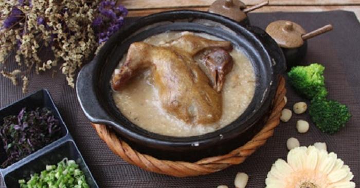 Cách nấu cháo chim bồ câu cho bà bầu thơm ngon đảm bảo dinh dưỡng; hàng ngày; lạ miệng; đơn giản.