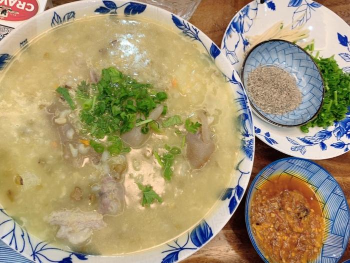 Cách nấu cháo dê đậu xanh mềm ngon với 5 bước dễ thực hiện, hấp nước dừa, đãi khách, độc lạ.