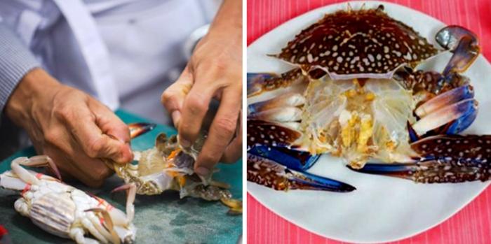 nấu cháo cua biển với cà rốt, khoai tây được không, hạt sen, biến phô mai, đậu xanh, cho bé tăng cân