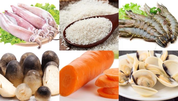 Cách nấu cháo hải sản; đậu xanh; không tanh; cho bé; đậm cuối; Hà Nội; hạt sen; lẩu; bí đỏ; ngon;