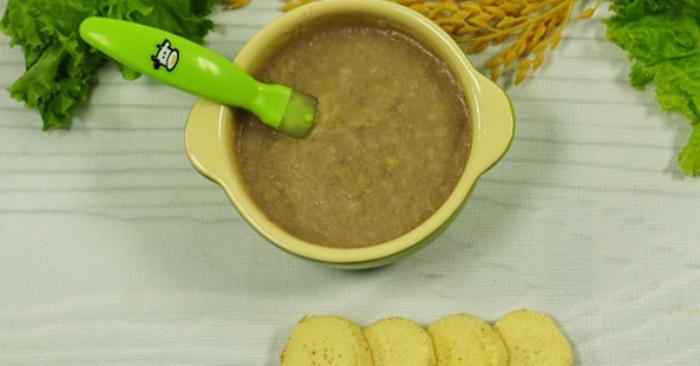 Cách nấu cháo khoai lang cho bé 5 tháng tuổi; công thức nấu ăn bằng tiếng anh; tập nấu ăn; ẩm thực.