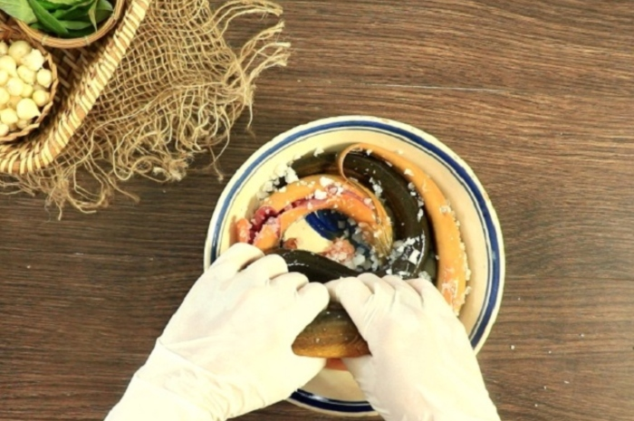 Bỏ túi những <strong>cách nấu cháo lươn</strong> với đậu xanh bổ dưỡng tốt voi cho sức khỏe, nấm rơm, đãi khách.