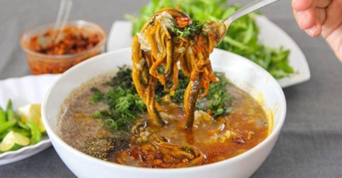 huong dan cach nau Cháo lươn nấm rơm, ngon, lam nau an, day nau an don gian, món an hang ngay.