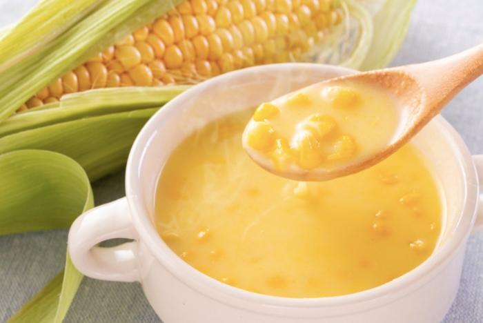 bắp phô mai, cà rốt, nấu tôm, thịt gà, cá hồi, non, cải, thịt bò, dinh dưỡng cao, bí quyết.
