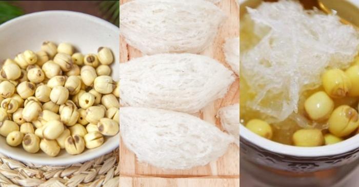 Cách nấu cháo to yến với tôm; công thức nấu ăn bằng tiếng anh; tập nấu ăn; ẩm thực; cong thuc nau an.