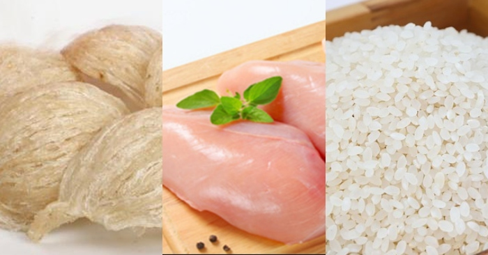Cách nấu cháo yến cho bé ăn dặm thơm ngon bổ dưỡng; cach nau com ngon; cách làm; huong dan nau an.
