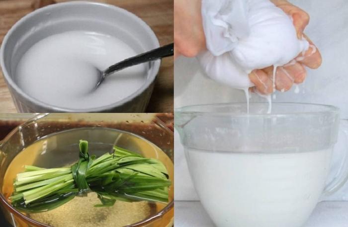 chè đậu đen nước cốt dừa, bột báng, truyền thống, nhanh mềm, bột lọc, tươi, đỗ, đặc, so tay nau an.
