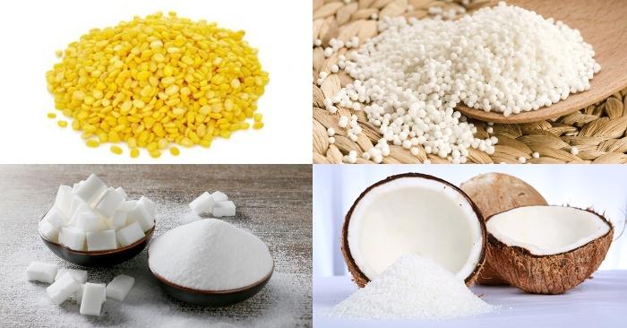 Cách làm chè đậu xanh phổ tai nước cốt dừa, thanh mát, ngọt, béo, không ngán, lạ, mới, nổi tiếng.