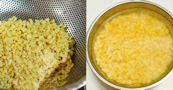 Cách làm chè đậu xanh truyền thống, bảo quản, lâu, rong biển, khô, mùi vị, hương, chuẩn vị, mẹ nấu.