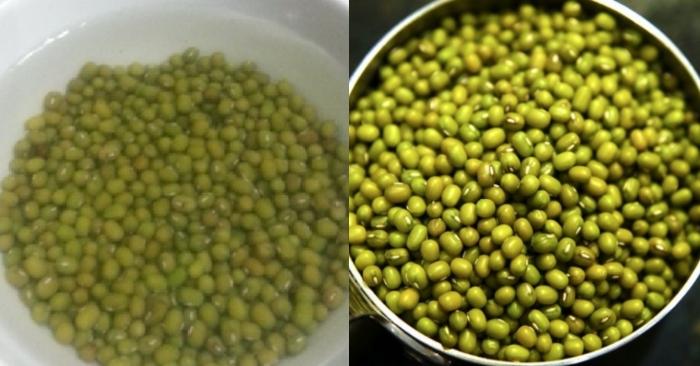 1 cách nấu chè đậu xanh tách vỏ | Món Miền Trung – Món Miền Trung